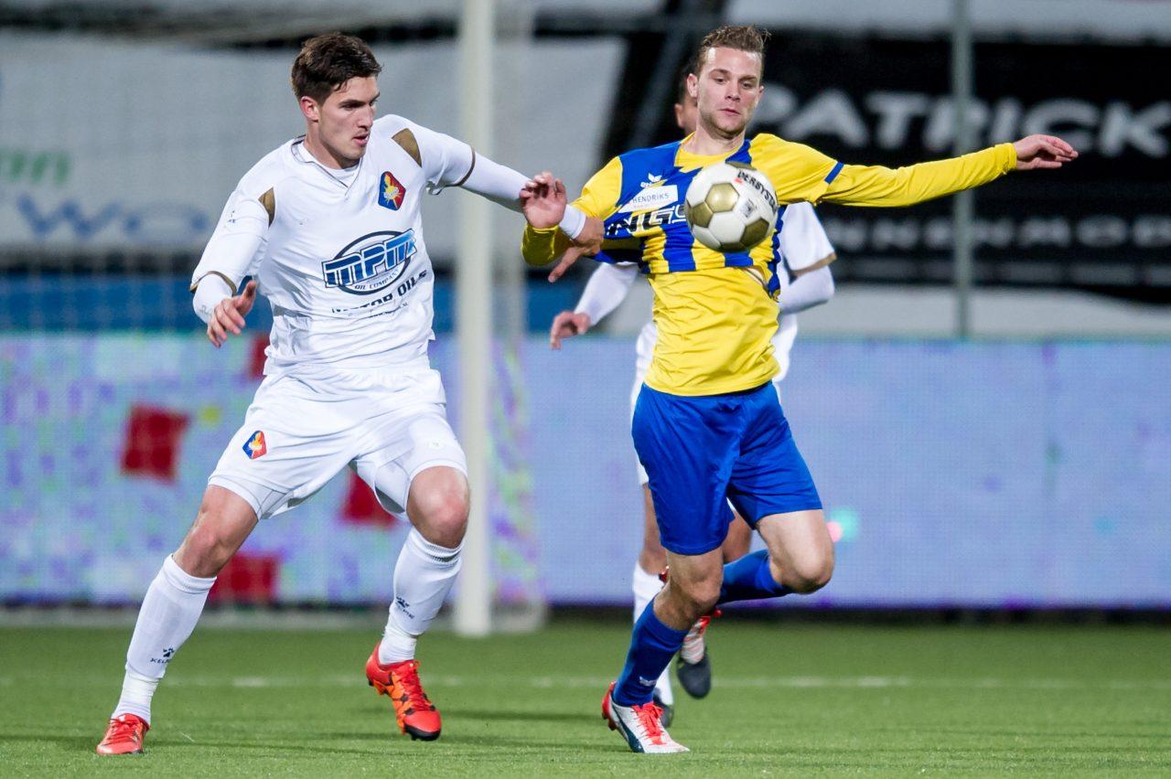 FC Oss - Telstar Soccer Prediction