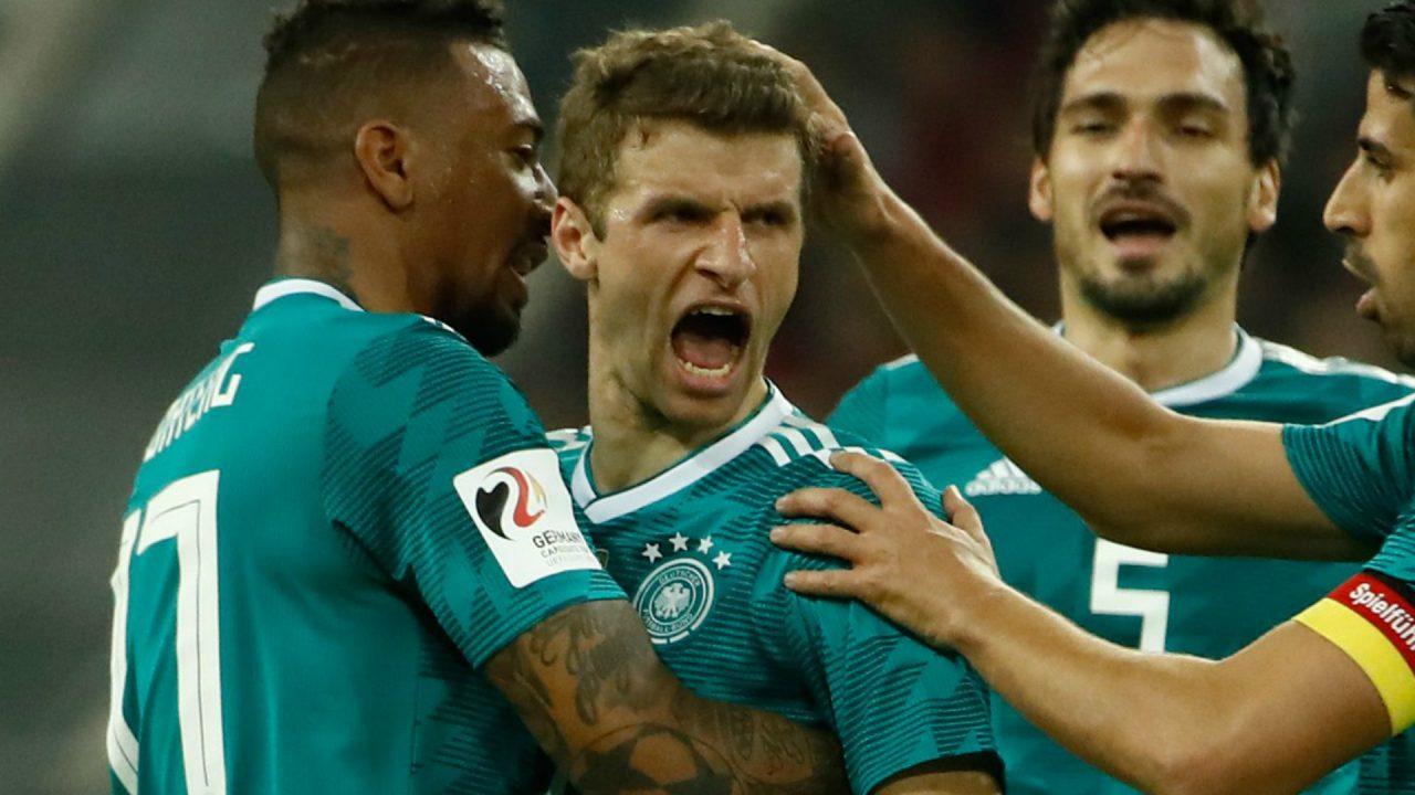 GERMAN vs BRAZIL Soccer Prediction