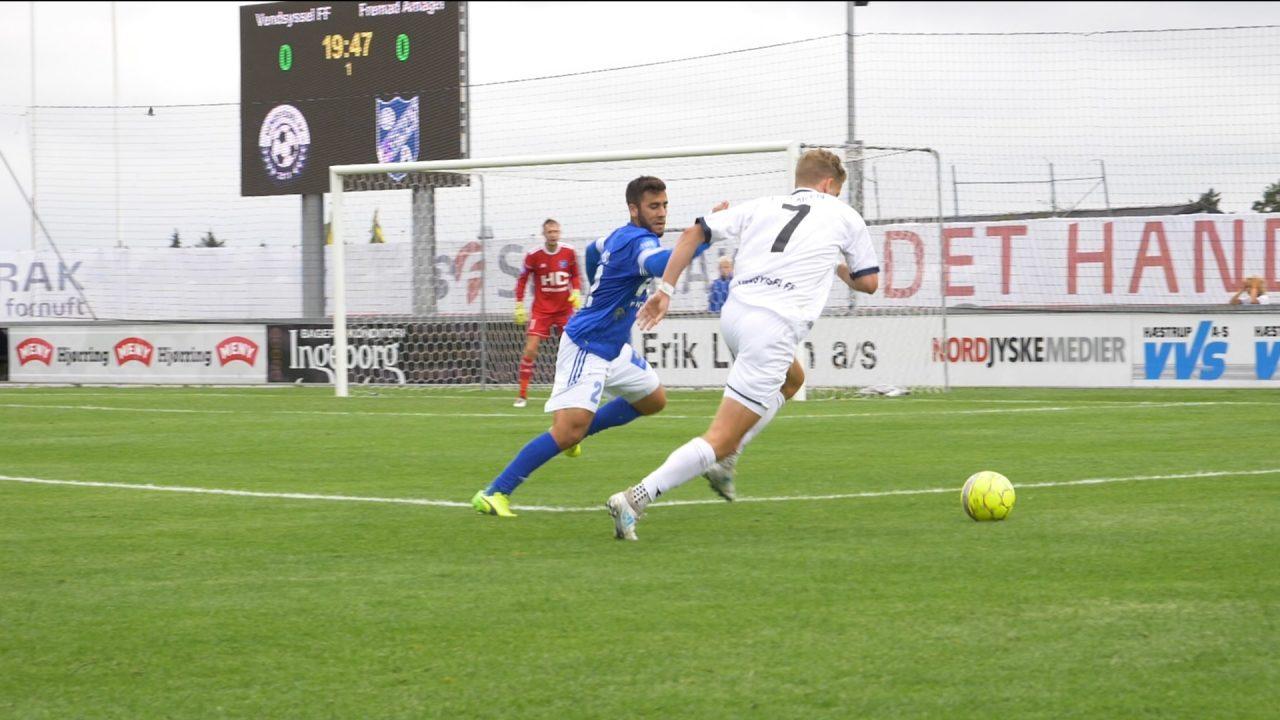 Viborg VS Skive IK soccer prediction
