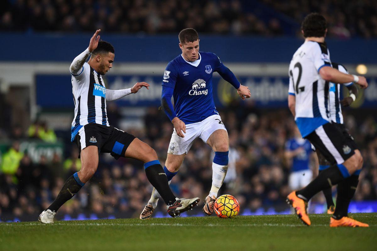 Everton - Newcastle Premier League