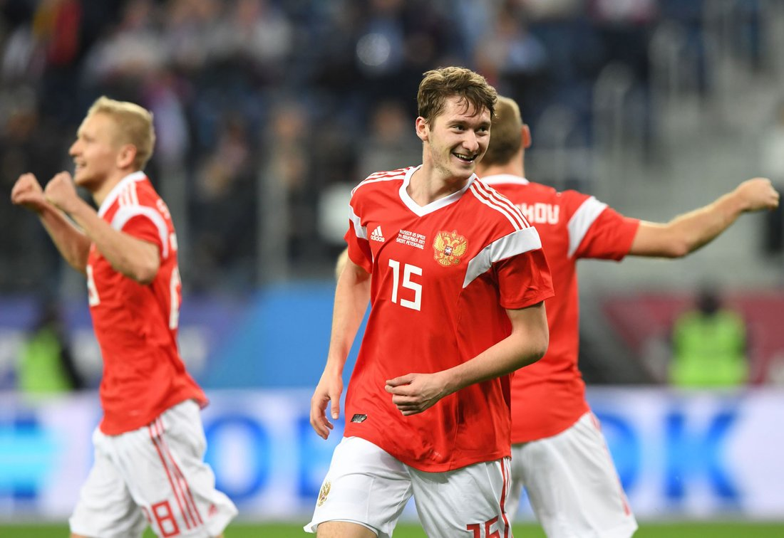 Austria - Russia Soccer Prediction