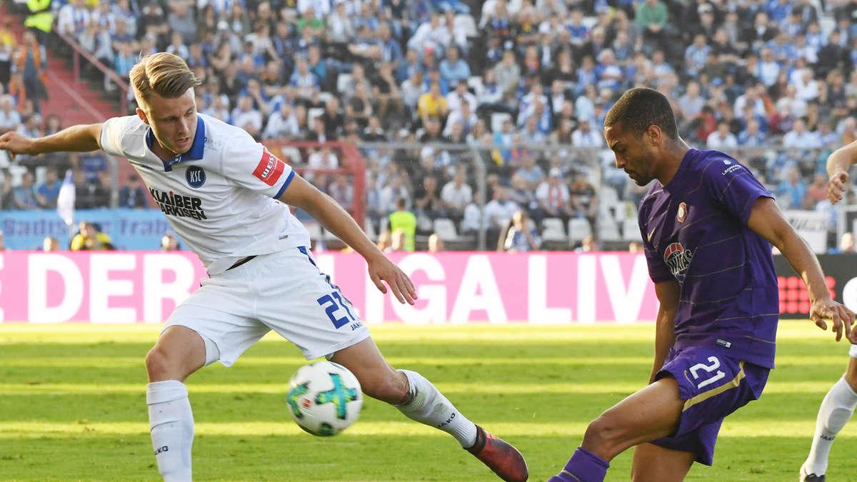 Erzgebirge Aue vs. Karlsruhe SC Soccer Prediction