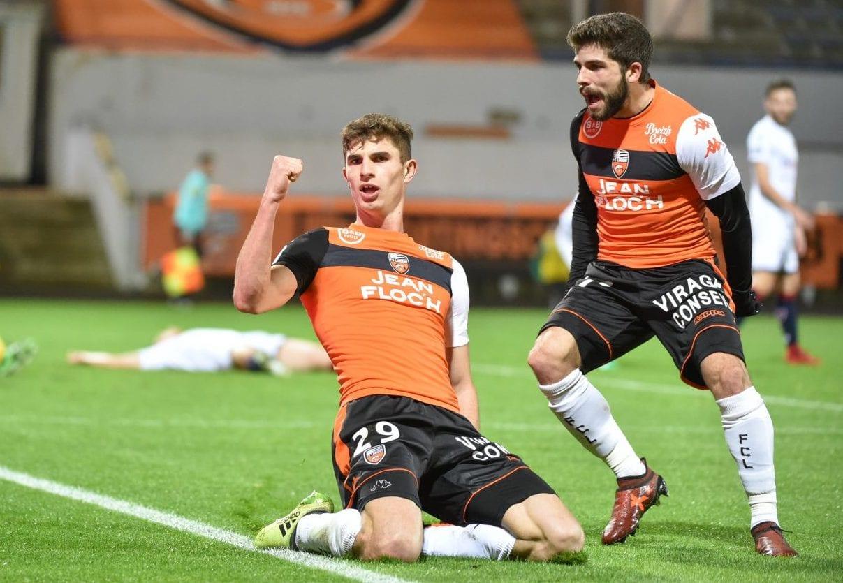 LORIENT - BOURG-PÉRONNAS Soccer Prediction