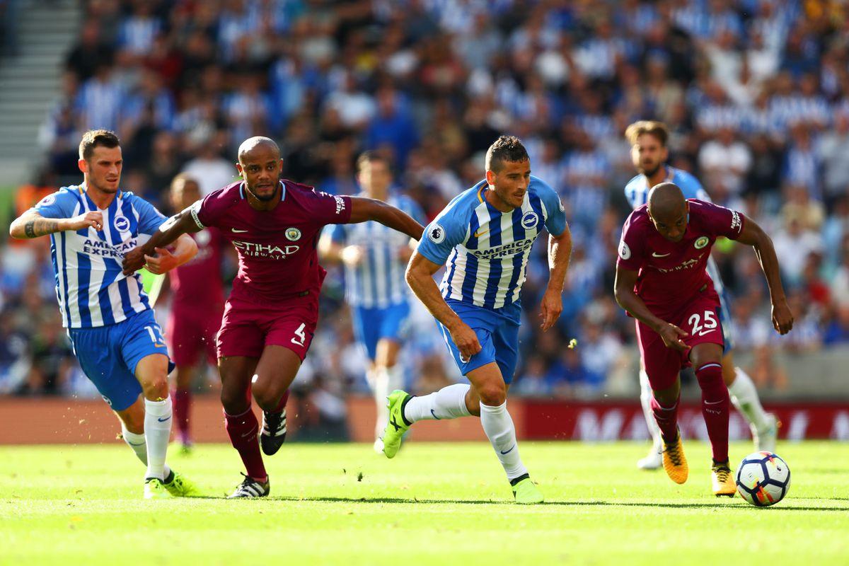 Manchester City - Brighton Premier League