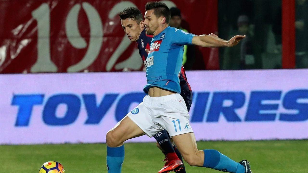 Napoli - Crotone Soccer Prediction