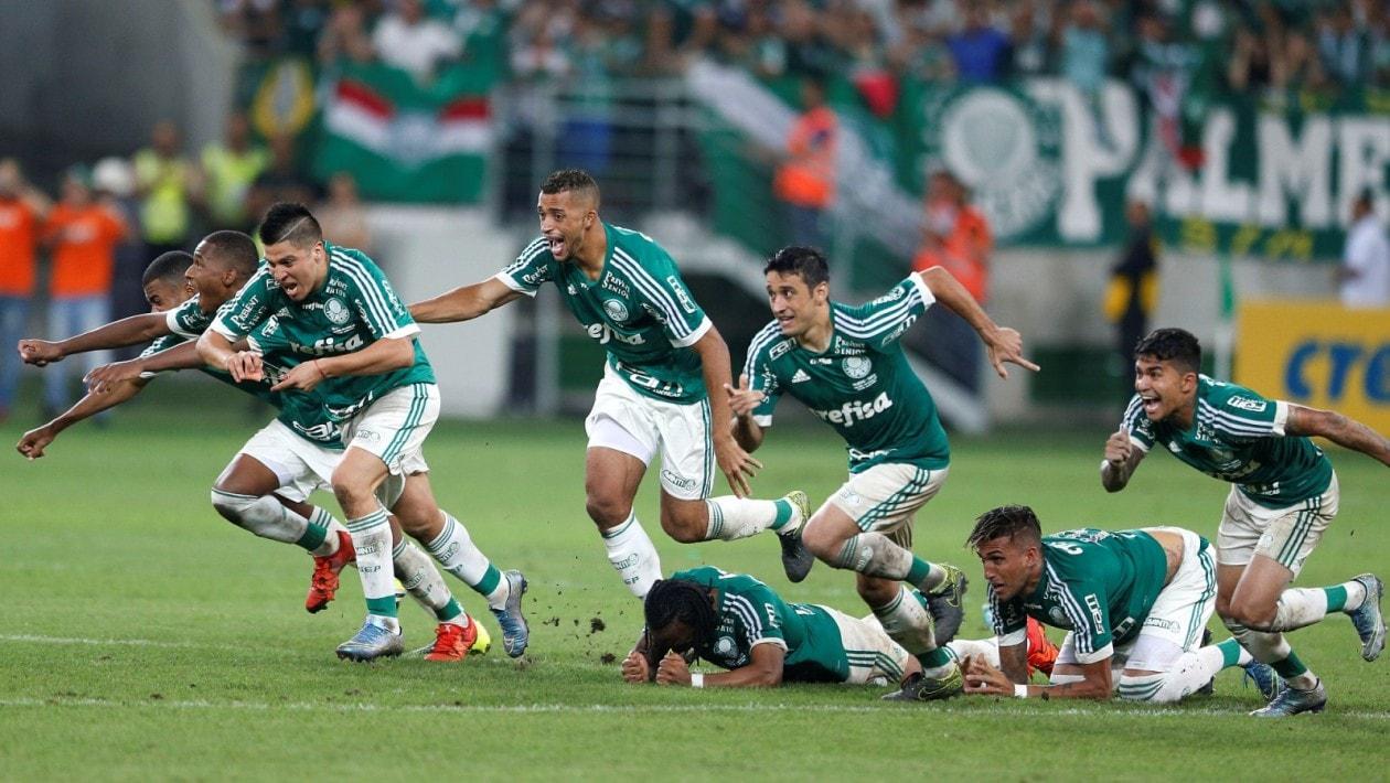 Football Prediction Santos - Palmeiras