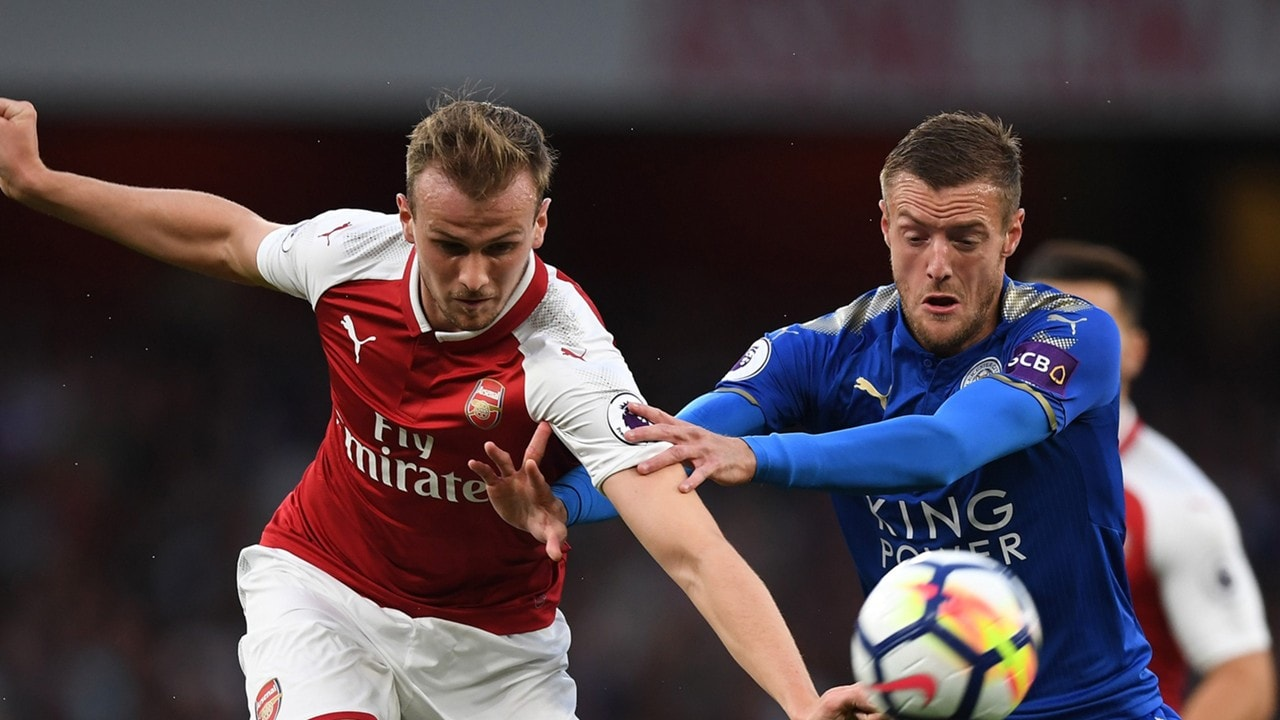 Premier League Arsenal vs Leicester