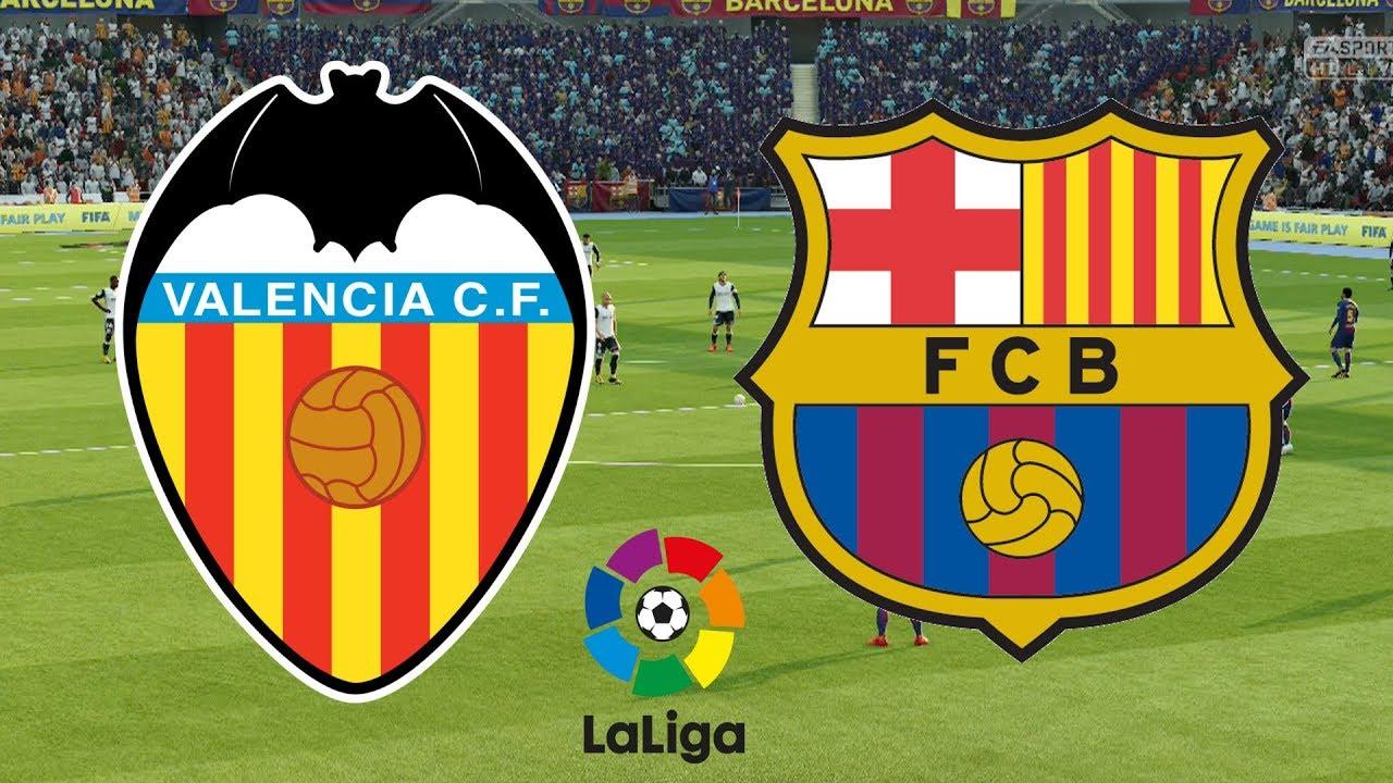 Betting Tips Valencia vs Barcelona