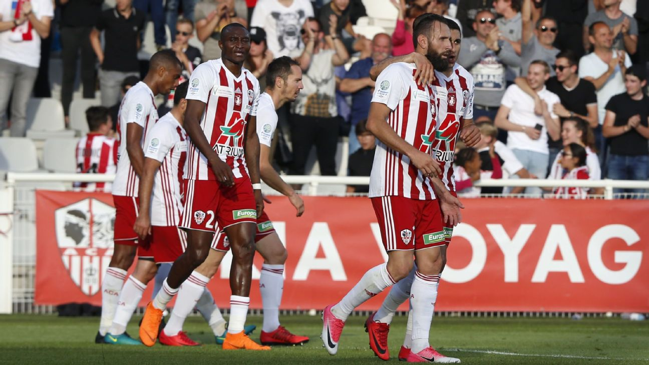 AC Ajaccio vs Clermont Foot Football Tips
