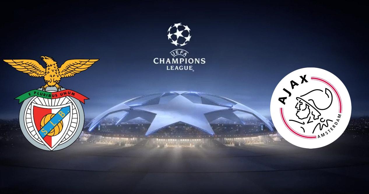 Benfica vs Ajax Champions League