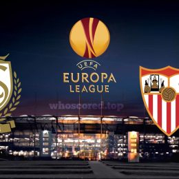 Standard Liege vs Sevilla Europa League