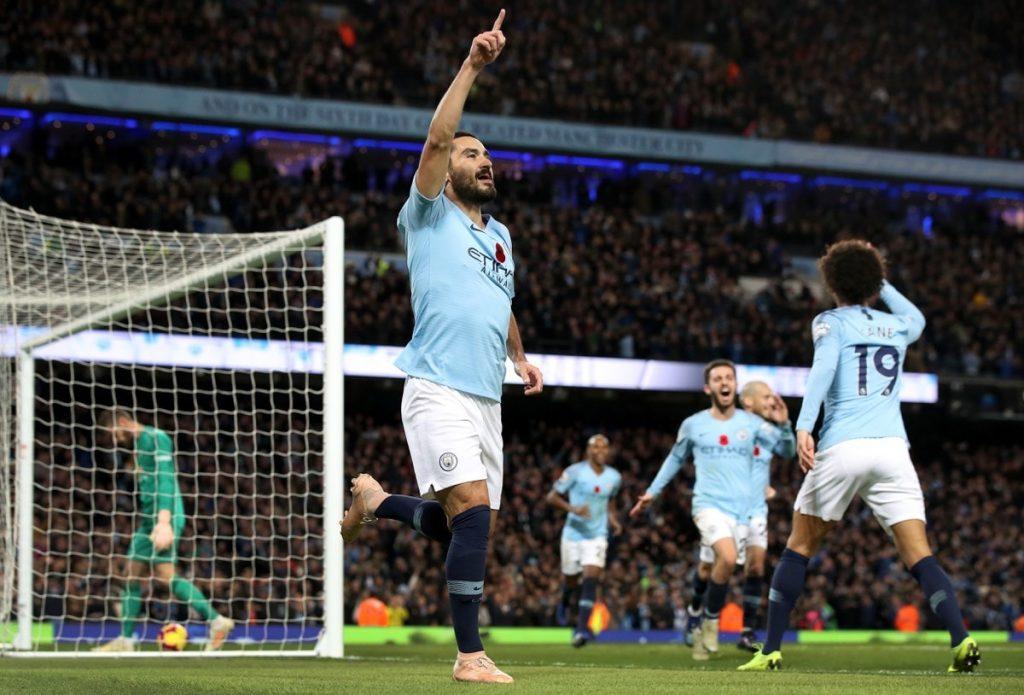 Premier League West Ham vs Manchester City