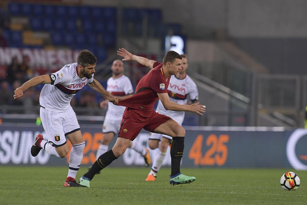 Roma vs Genoa Football Tips