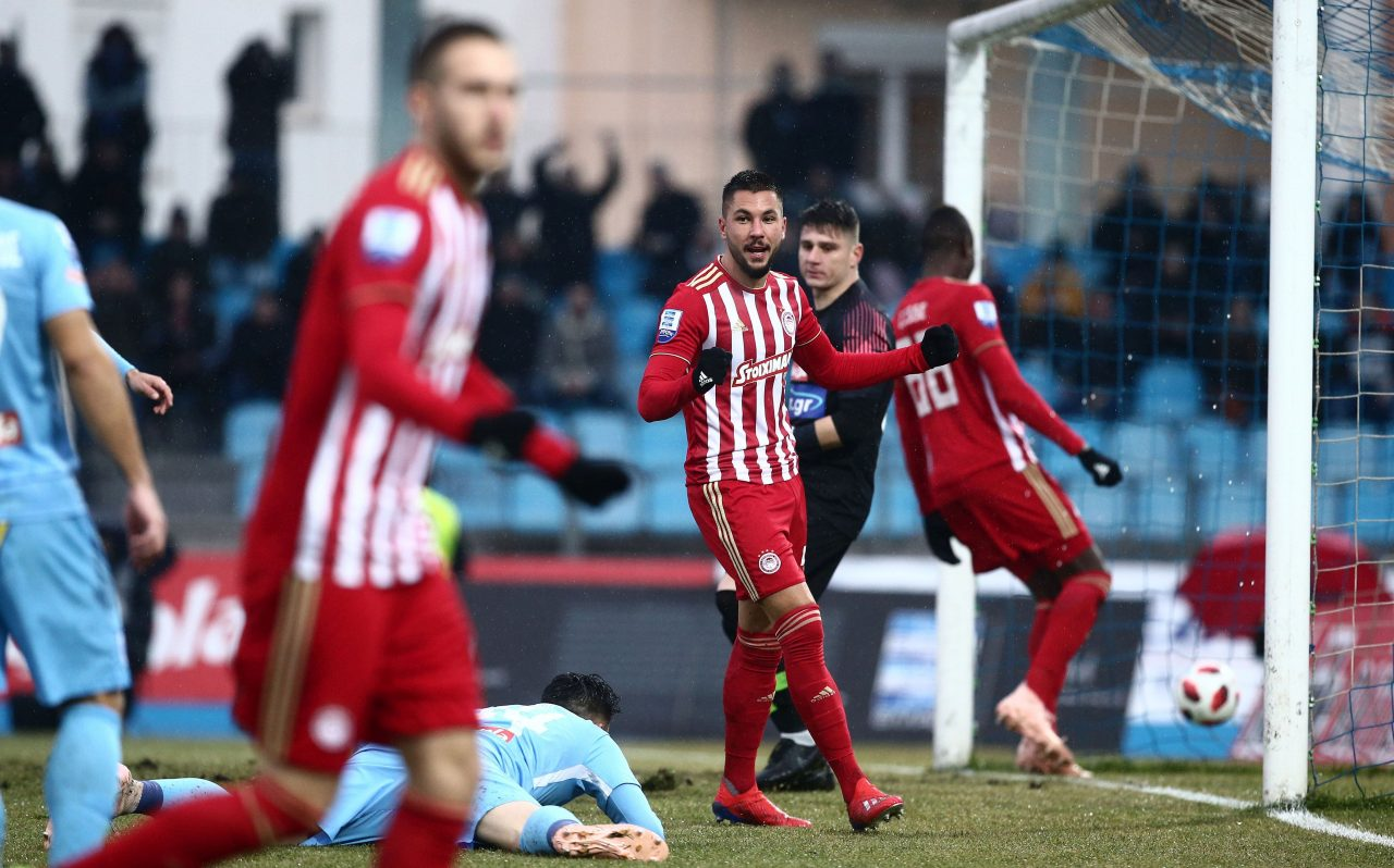 Olympiakos vs Xanthi Betting Prediction