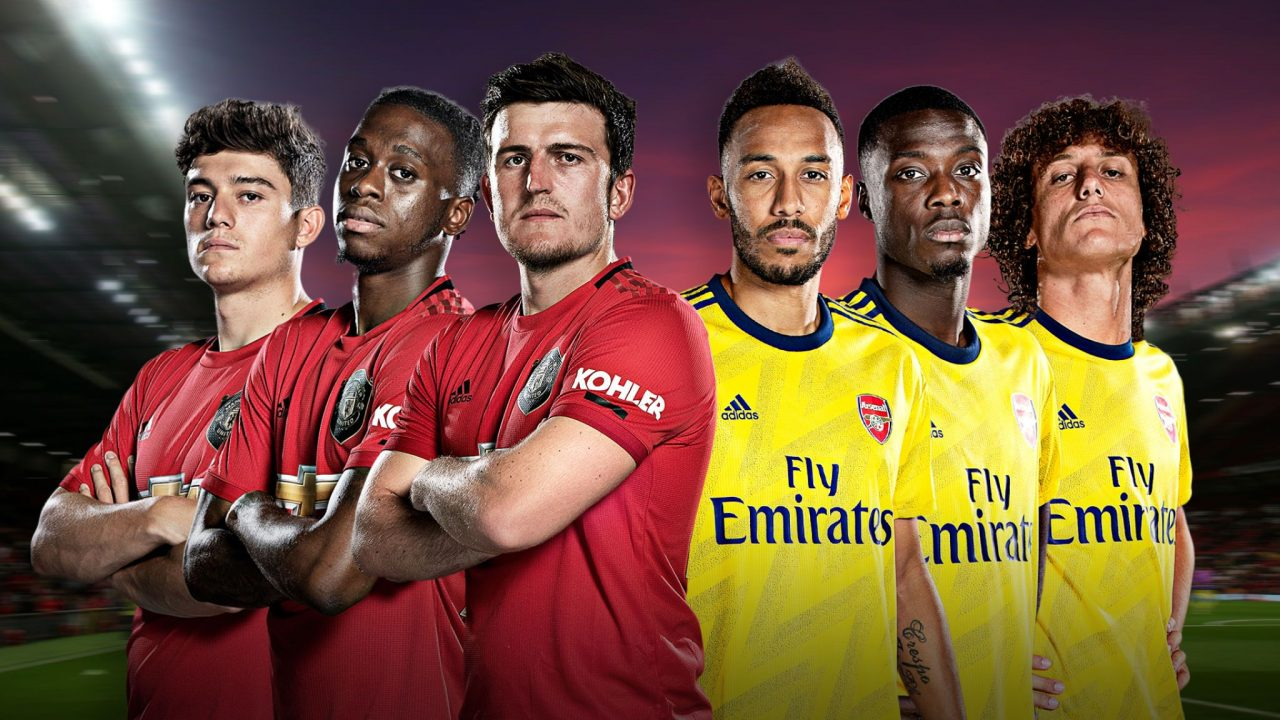 Manchester United vs Arsenal Soccer Betting Prediction