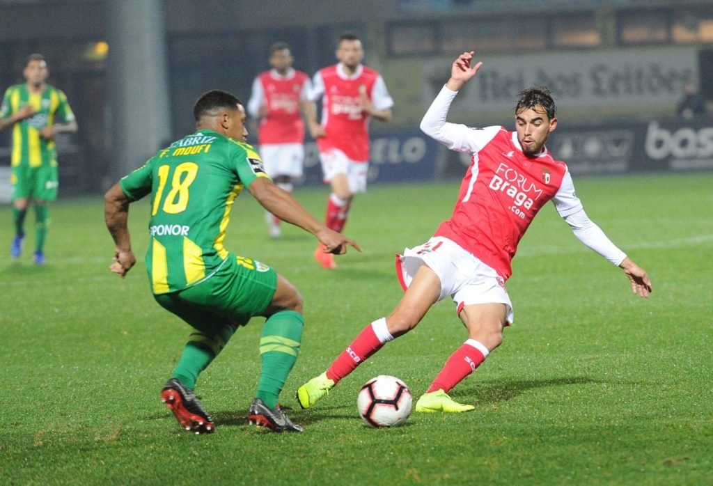 Braga vs Tondela Free Betting Tips