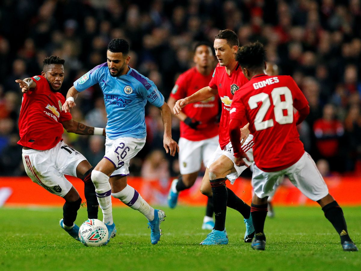 Manchester City vs Manchester United Soccer Betting Tips