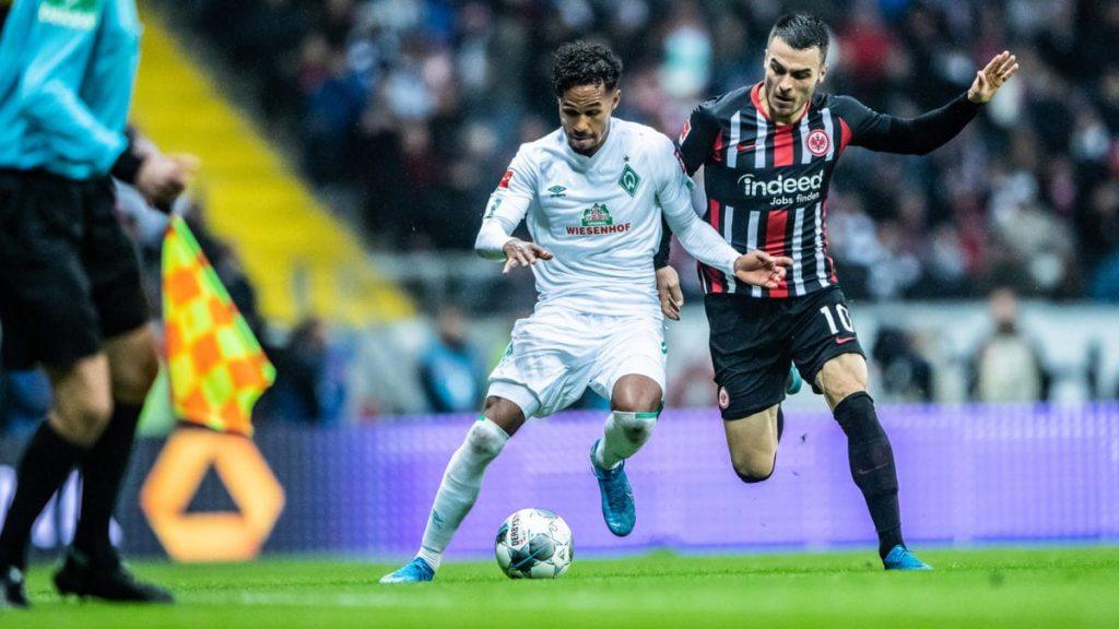 Eintracht Frankfurt vs SV Werder Bremen Free Betting Tips