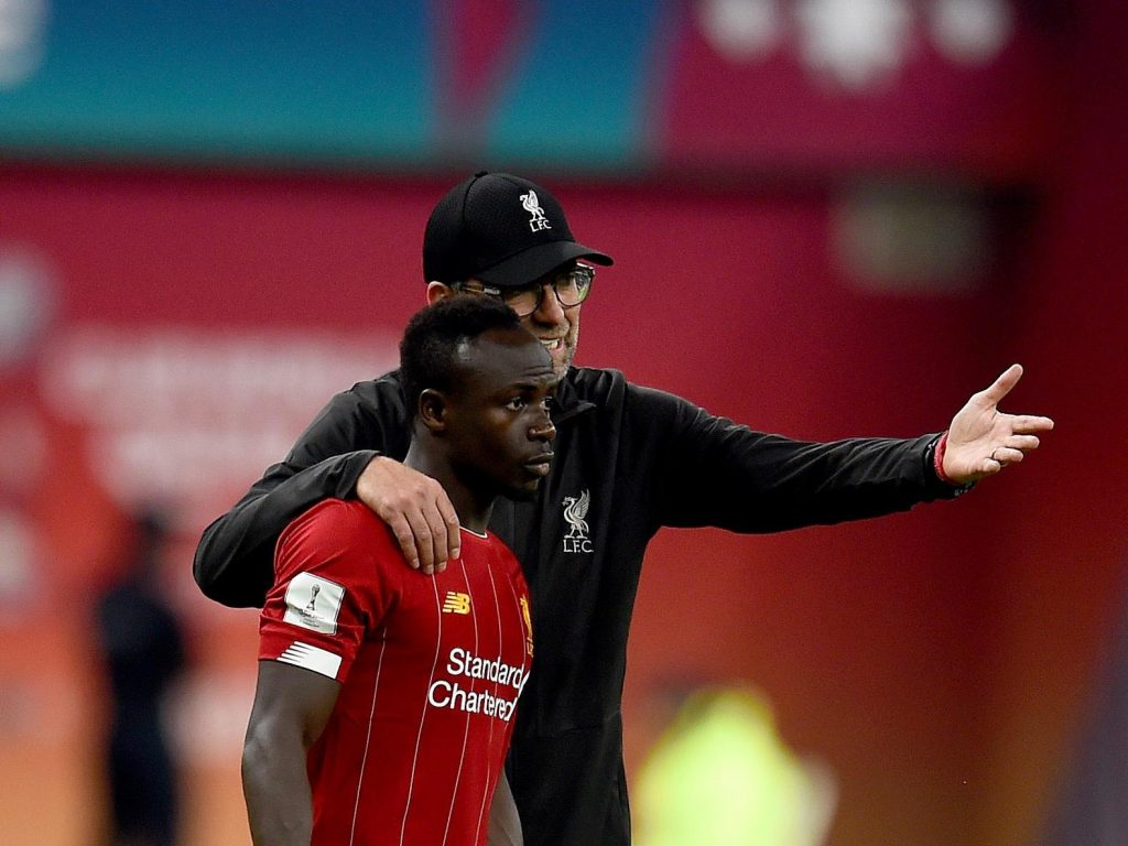 Klopp: When we first met, I thought he was a rapper