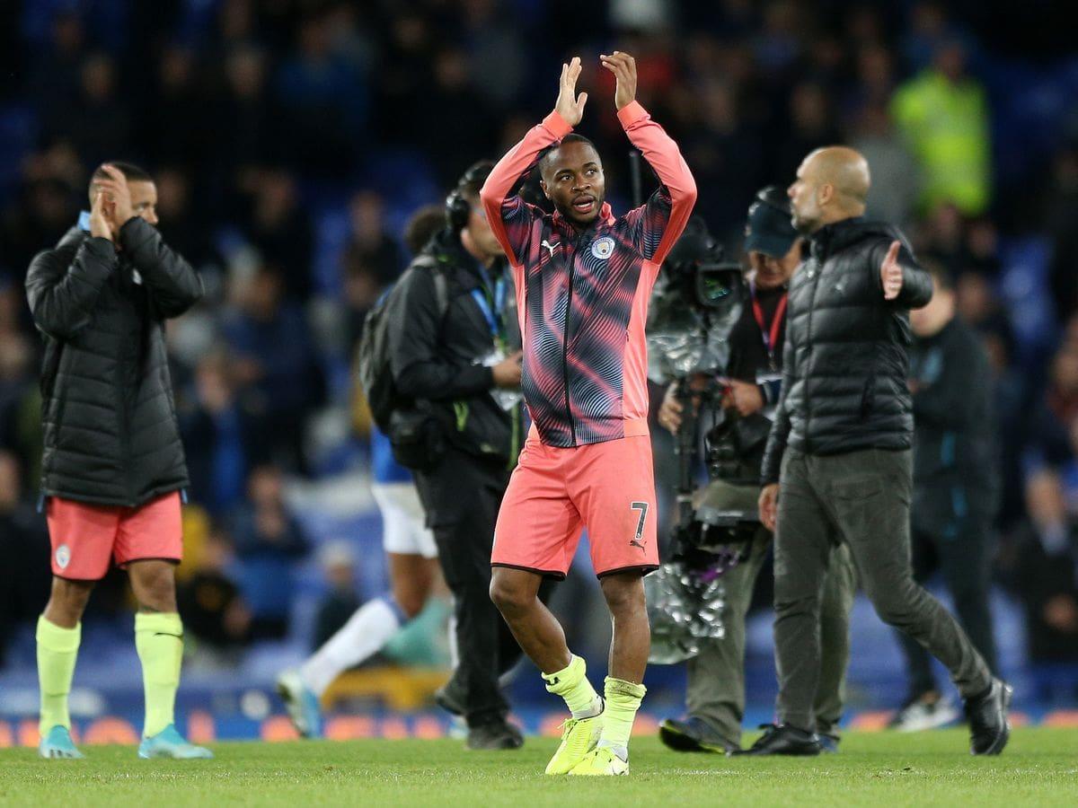 Sterling: Guardiola is a soul winner.