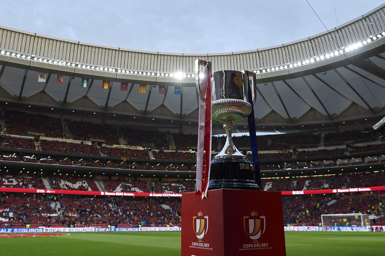 The finals of the Copa del Rey before spectators, even in 2021